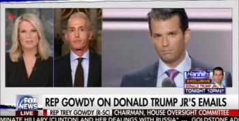 Trey Gowdy Bashes Trump Administration Over New Russian Revelations
