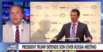 Is This Fox News? Don Jr's Emails 'Badly Hurt Credibility Of Administration'