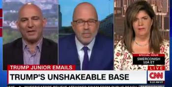 CNN's Smerconish Helps Normalize Trump Supporters' Delusions