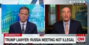 Sen. Warner: 'Unbelievable' That Trump Jr. Never Told His Father