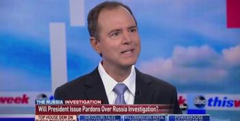 Rep. Adam Schiff:  'Clear Evidence'  Trump Campaign Wanted To Collude With Russia'