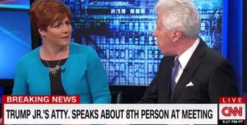 CNN Panelist: Jeffrey Lord Is 'Offensive' And 'Asinine'