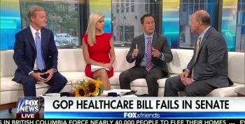 Fox News' Brian Kilmeade: Republicans 'Maybe Not True To Their Country'