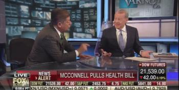 Judge Napolitano Bashes Trump's Leadership Skills On Health Care