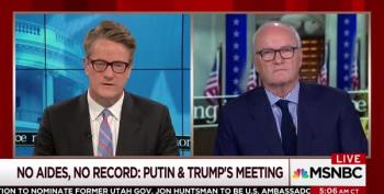 Scarborough: We Can 'Safely Assume The Worst' About Putin Meeting