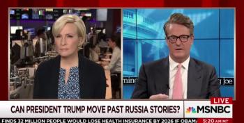 Scarborough: 'Maybe He's Just Scared'