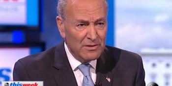 Sen. Schumer If Trump Fires Bob Mueller: 'It Would Cause A Cataclysm In Washington'