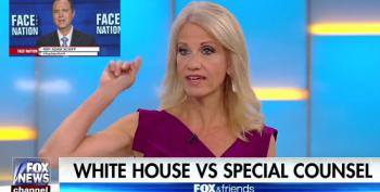 Kellyanne Conway Takes Aim At Rep. Schiff's Media Appearances