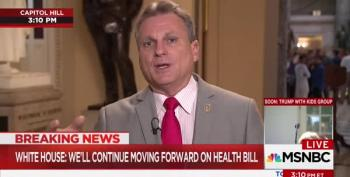 GOP Rep. On The Senate: Someone Needs To 'Snatch A Knot In Their Ass'