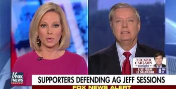 Sen. Graham: Idea That Mueller Would Be Dismissed While Investigating The President - Is Unacceptable