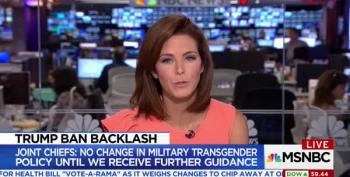 Stephanie Ruhle To Trump: Two Mar-A-Lago Trips Would Cover Transgender Expenses