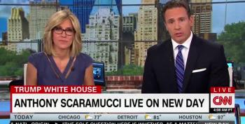 Scaramucci's Trainwreck Interview With CNN