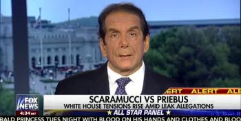 Fox News All-Stars: Anthony Scaramucci Saga Is 'Disgraceful'