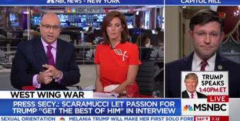 Ali Velshi Schools GOP Rep: Why Are You Afraid To Criticize Trump?