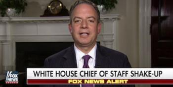 Priebus: Kelly Is Exactly The Type Of Person Trump Needs