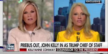 Kellyanne Conway: Bend The Knee To Trump