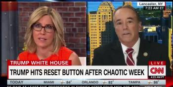 Rep. Chris Collins Moronically Says Last Week Was A Great Week For Trump