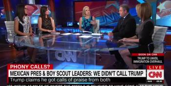 Did Boy Scouts Call Trump To Say 'Speech Was Greatest Ever'? No