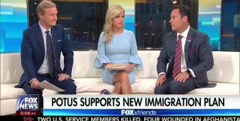 Fox And Friends On RAISE Act: 'Don't Want People That Are Going To Go Right On Welfare'
