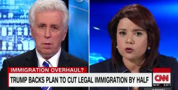 Ana Navarro To Jeffrey Lord: 'Must Be Nice To Be A White Male'