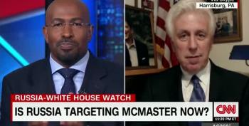 Van Jones To Jeffrey Lord: 'People Want To Blow Their Brains Out When You Talk'