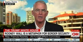 Florida Rep: Trump's Border Wall Promise Just 'Campaign Hyperbole'