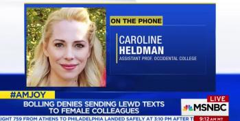 Caroline Heldman Discusses Sexual Harassment Allegations Against Fox's Eric Bolling