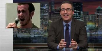 John Oliver - Stephen Miller's 'One Of The Most Revolting Humans I've Ever Seen'