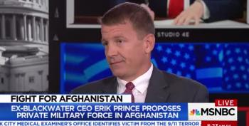 Velshi & Ruhle Interview With Erik Prince Part 2