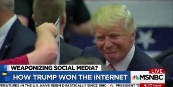 Ari Melber:  Do Meme Wars Matter In Politics?