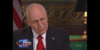 Dick Cheney In 2008: The President Doesn't Have To Check With Anybody Before Using Nukes