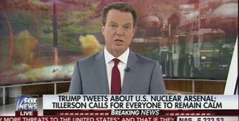 Shep Smith: Trump Didn't Modernize Nuclear Program, Obama Did