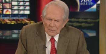Pat Robertson: Mueller Searching Paul Manafort's Home Is 'Outrageous'