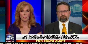 Seb Gorka Lies About His Own Words, Calls It 'Fake News 101'