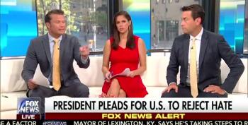 Apparently Pete Hegseth Runs The Nazi Public Relations Division At Fox News