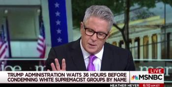 Donny Deutsch: 'We Have A Racist As A President'