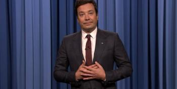 Jimmy Fallon Calls Out Trump's Shameful Response To Charlottesville