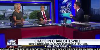 Ingraham And Krauthammer Battle Over Trump's 'Moral Disgrace' During Presser