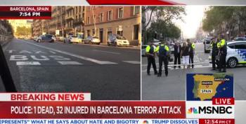 Malcolm Nance: Charlottesville Was American Terrorist Version Of Attack In Barcelona