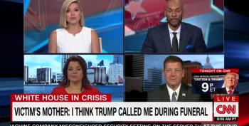 Kate Bolduan Responds To Disgusting False Narrative On Susan Bro From Trump Supporters