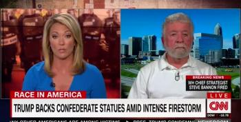 CNN Guest Cut Off After Claims Abraham Lincoln And Adolf Hitler 'Have A Lot In Common'