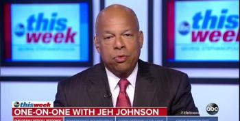 Jeh Johnson: Confederate Statues  Are 'Rallying Points' For The KKK