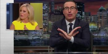 John Oliver's Advice To Fox Anchor's Sad About Nazi-Loving Trump