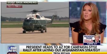 Fox 'News' Fearmongers 9/11 Type Attack To Support Trump's Afghanistan Troop Increase