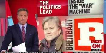 PUNKED: Bannon Impersonator Fools Breitbart Editors
