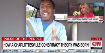 CNN Debunks Latest Right Wing Conspiracy On Charlottesville
