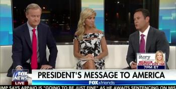 Fox And Friends On Opposition To Trump's 'Wall'? It's 'Anti-American'
