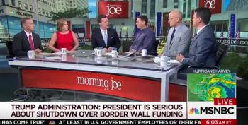 Morning Joe: A Government Shutdown Is All On Trump