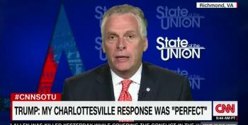 Terry McAuliffe: If You Commit A Crime Of Violence, 'We're Going To Come Get You'