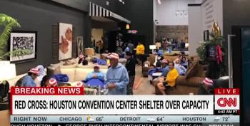 Houston Furniture Store Owner Welcomes Storm Refugees -- Again